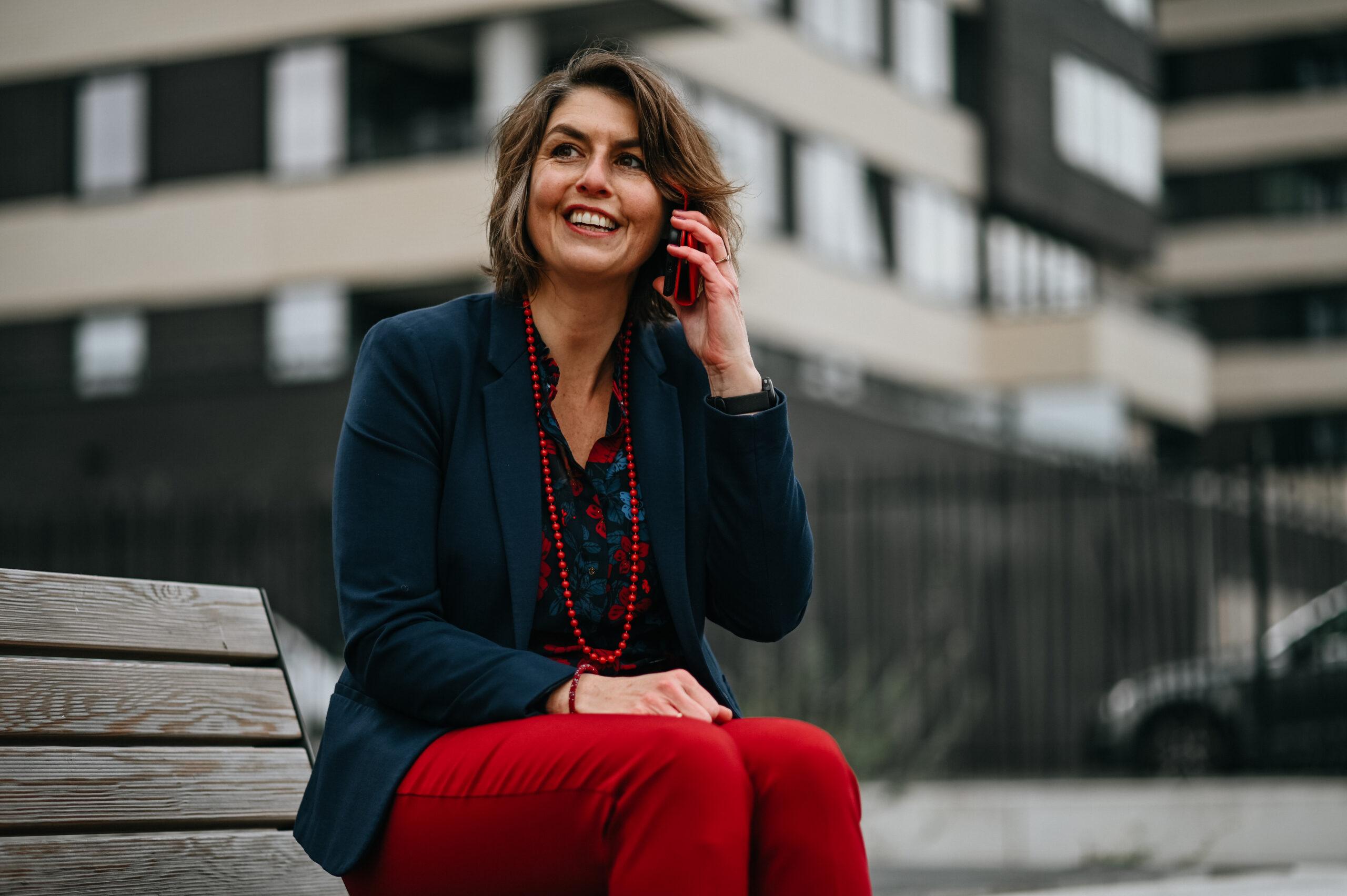 Contact Annie van der Werf